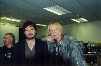 Meet & Greet with Rick at a charity event in Braintree, Essex in 2003.